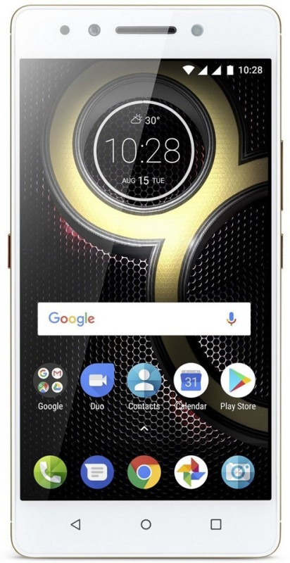 Lenovo K8 NOTE (Fine Gold 32 GB)(3 GB RAM)