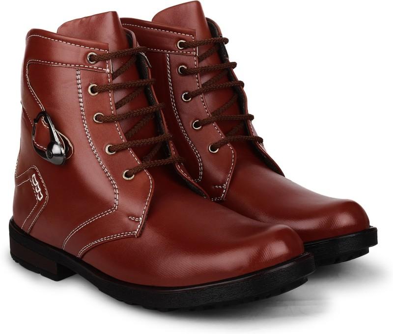 Footista Vittoria Boots(Tan)