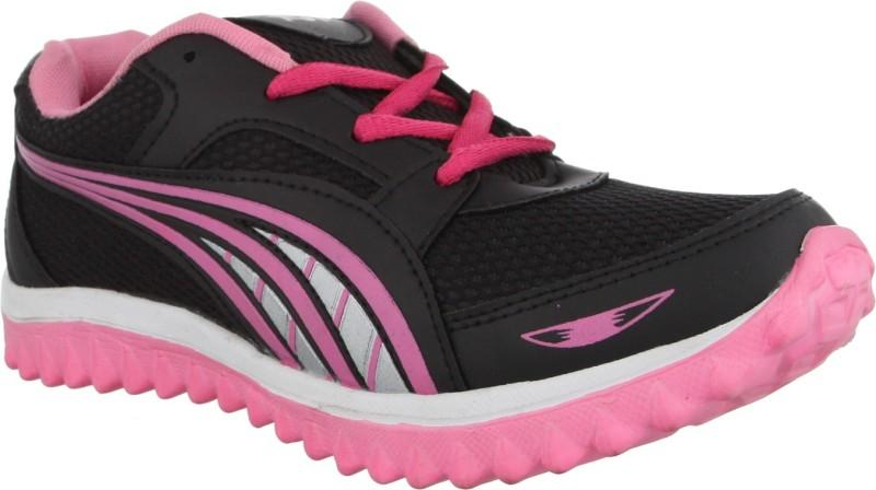 A-STARS Running ShoesBlack Pink