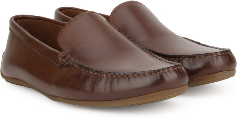 Clarks Reazor Edge British Tan Loafer For Men(Brown)