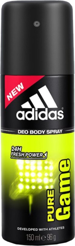 ADIDAS Male Pure Game Deodorant Spray - For Men(150 ml)