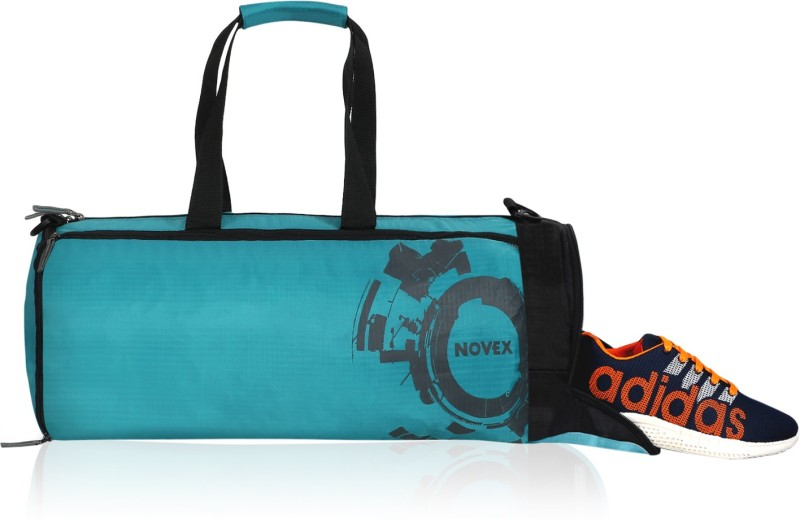 Novex Rove Gym bag(Green, Kit Bag)