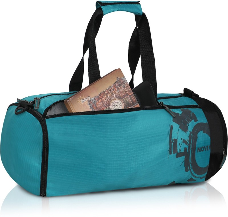 Novex Rove Travel Duffel Bag(Green)