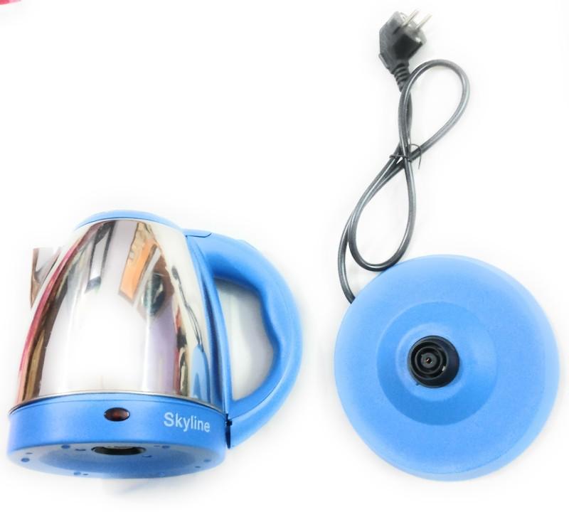 Skyline BLUE ELECTRIC KETTLE HV VTL-5007 Electric Kettle(1.2 L, Blue)