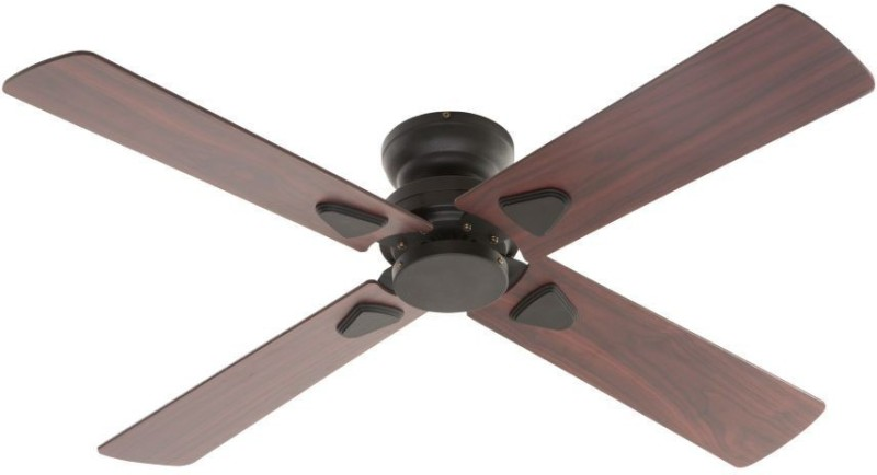 Anemos Kyoto BK 4 Blade Ceiling Fan(Oil Robed Bronze)
