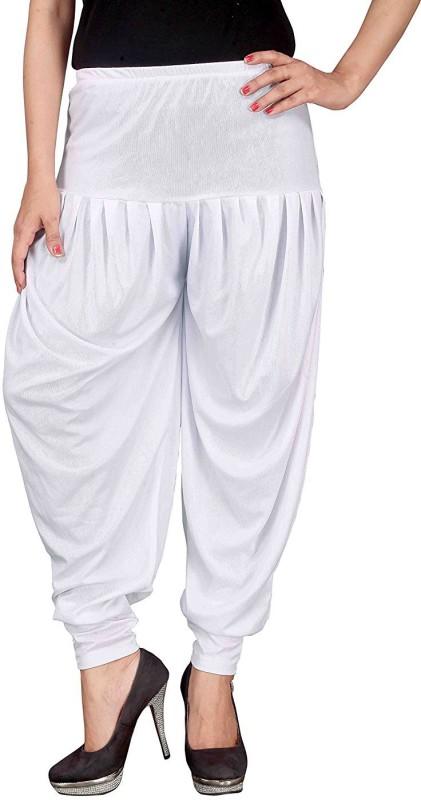 Navyataa Self Design Lycra Women Harem Pants