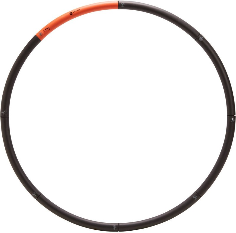 DOMYOS by Decathlon 900 GYM TUMMY TONING Hula Hoop(Diameter - 90 cm)