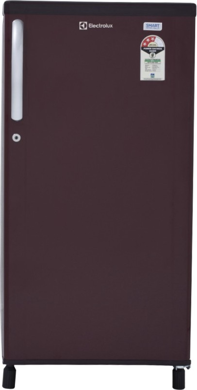 Electrolux 170 L Direct Cool Single Door Refrigerator(Burgundy Red, REF...