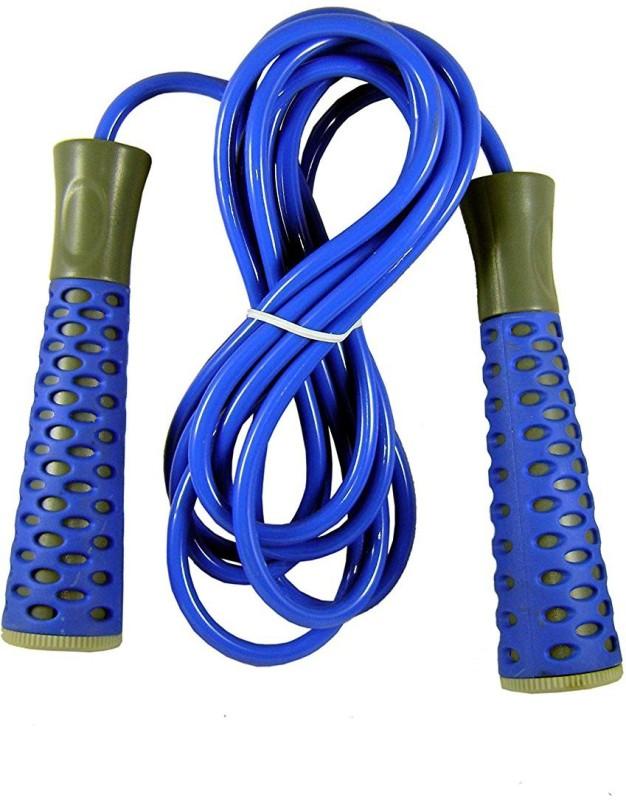 Sports Solutions CJ-888 KONEX Ball Bearing Skipping Rope(Blue, Length: 305 cm)