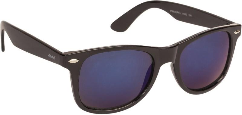 Arzonai Wayfarer Sunglasses(Blue) image