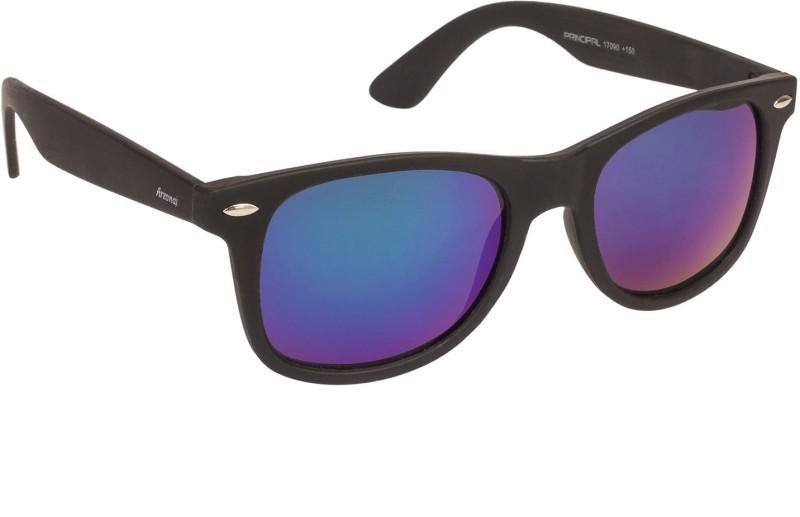 Arzonai Wayfarer Sunglasses(Green) image