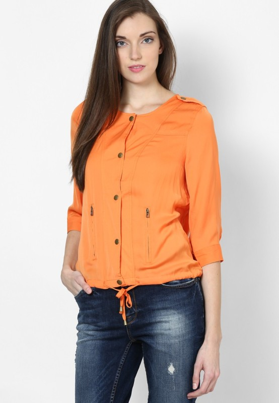 Only Solid Women Jacket