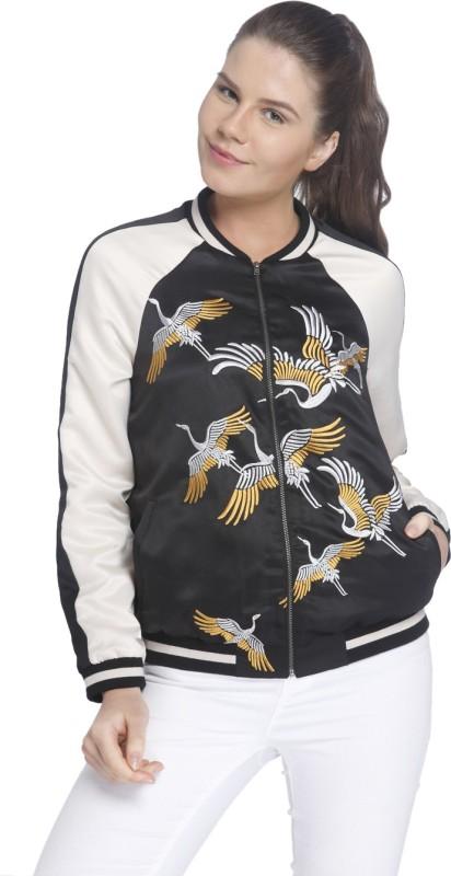 Vero Moda Full Sleeve Printed Womens Jacket