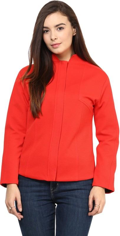Rare Full Sleeve Solid Women Jacket