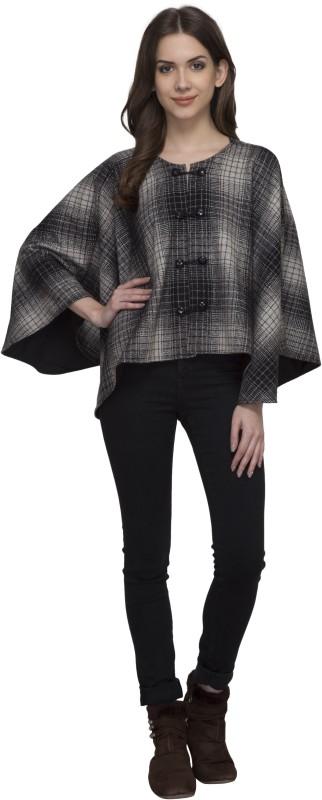 Athena Full Sleeve Houndstooth Women Jacket