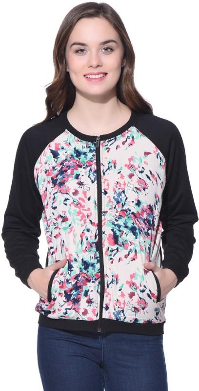 Purys Full Sleeve Printed Women's Jacket