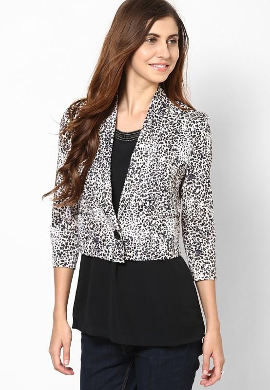 Only Half Sleeve Printed Women Jacket
