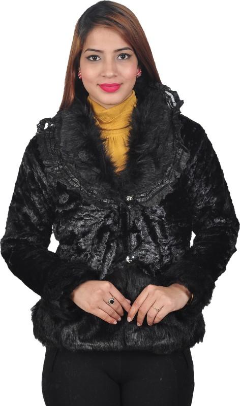 Nifty Full Sleeve Self Design Women Jacket