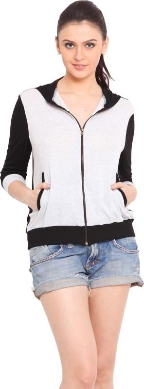 Trend Arrest Full Sleeve Solid Women Light Winter Jacket
