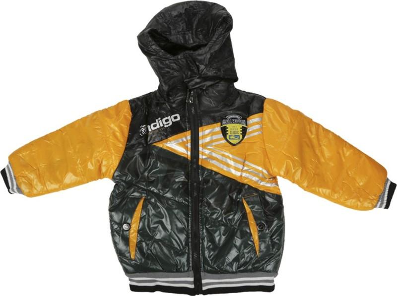 Baby Boo Full Sleeve Self Design Women Jacket