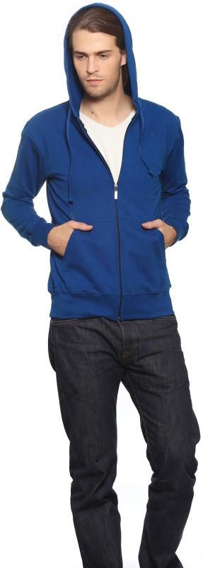Gritstones Full Sleeve Solid Men's Jerkin Jacket