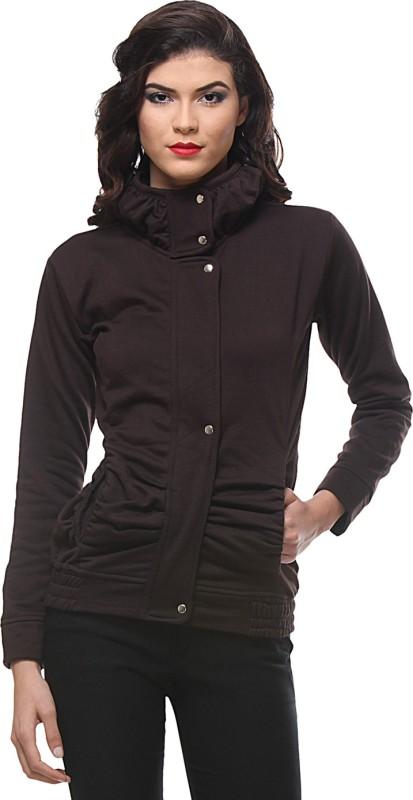 Purys Full Sleeve Solid Women Jacket