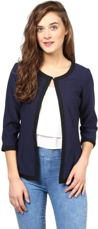 The Vanca Solid Women Jacket