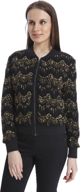 Vero Moda Full Sleeve Embellished Women Jacket