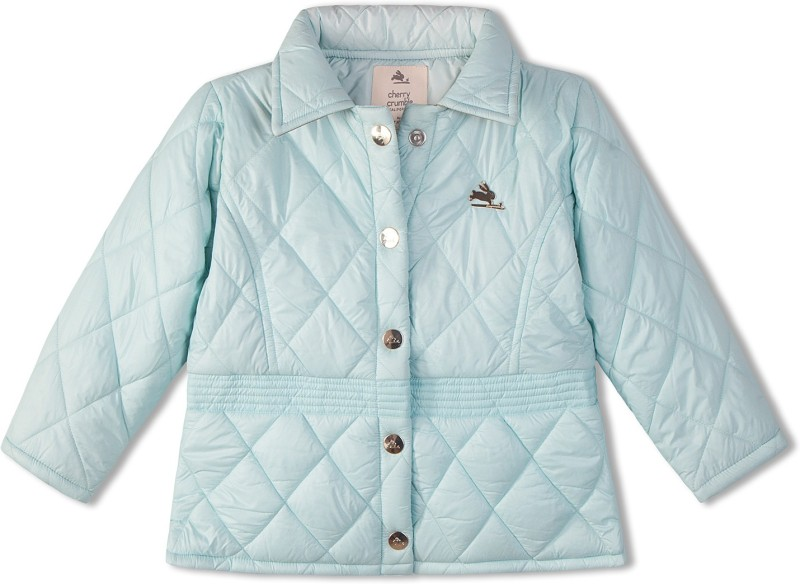 Cherry Crumble California Full Sleeve Solid Boys Jacket