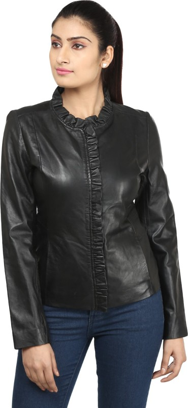 Nehanchal Full Sleeve Solid Women Jacket