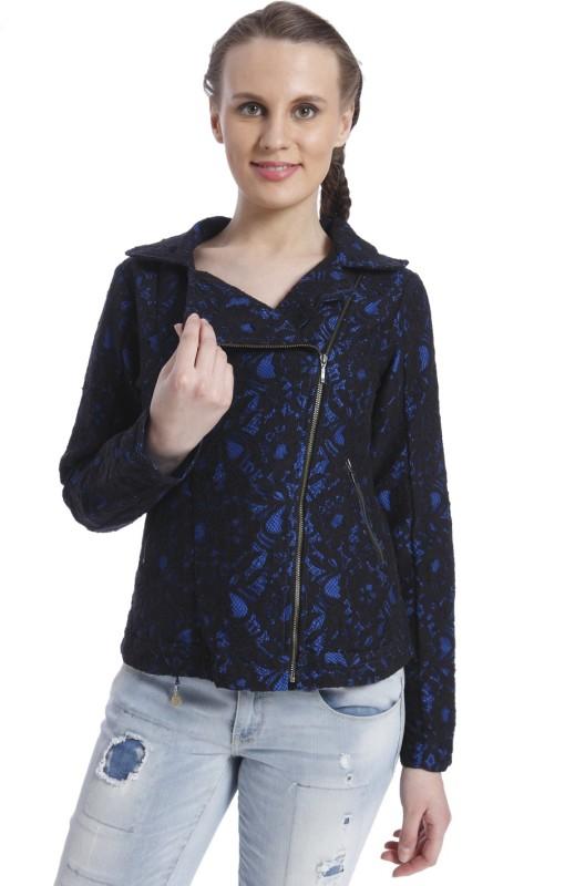 Vero Moda Full Sleeve Self Design Women Jacket