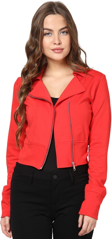 The Gudlook Full Sleeve Solid Women Other Jacket