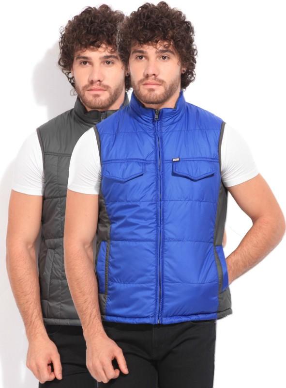 Arrow Sport Sleeveless Printed Mens Jacket