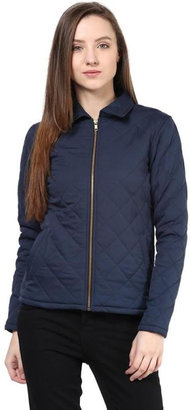 The Vanca Full Sleeve Solid Women Jacket
