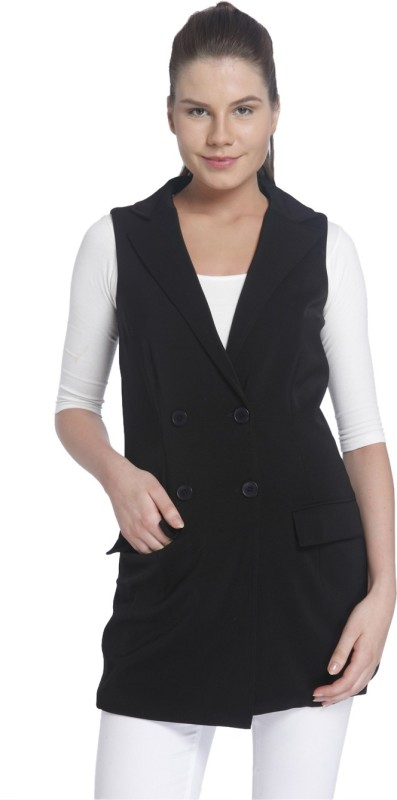 Vero Moda Sleeveless Solid Womens Jacket