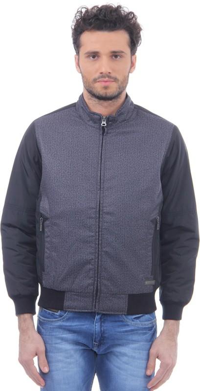 Monte Carlo Full Sleeve Solid Mens Jacket