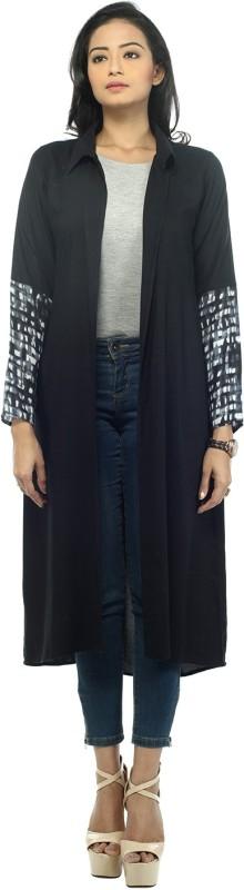 Breya Full Sleeve Solid Women Jacket