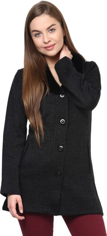 Cayman Full Sleeve Solid Women Jacket