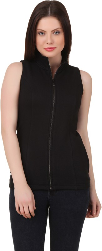 Texco Sleeveless Solid Womens Jacket