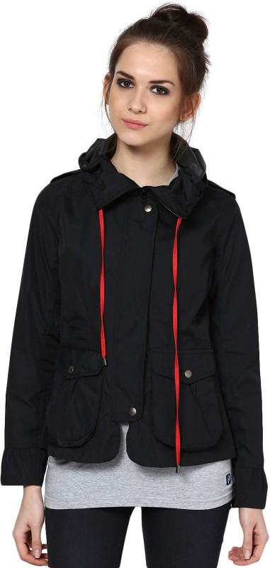 The Vanca Full Sleeve Solid Womens Non-Quited Jacket