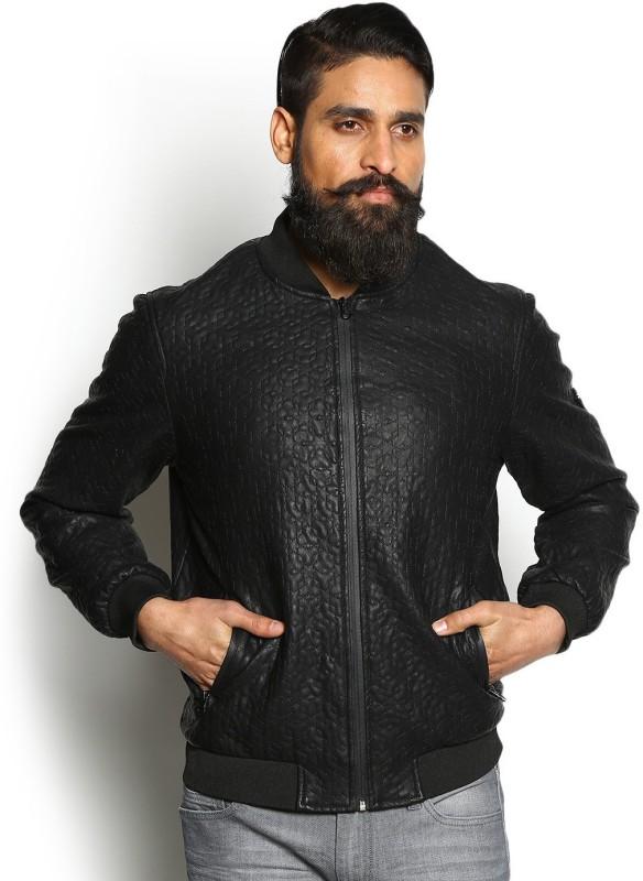 Blackberrys Full Sleeve Self Design Men's Jacket