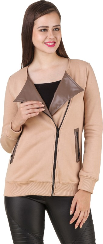 Texco Full Sleeve Solid Womens Jacket