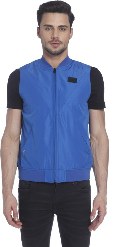 Jack & Jones Sleeveless Solid Mens Jacket