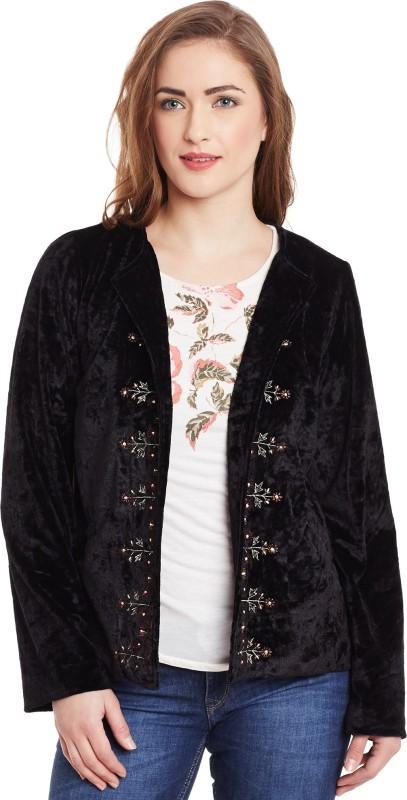 Vaak Full Sleeve Printed Women Jacket