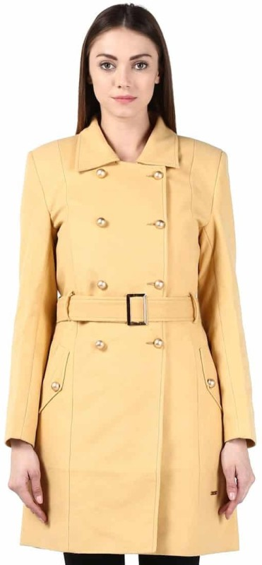 Park Avenue Full Sleeve Solid Women Jacket