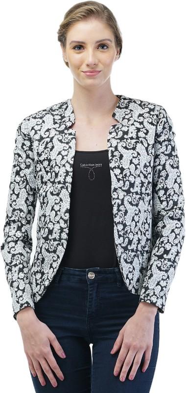 Merch21 Full Sleeve Paisley Women Jacket