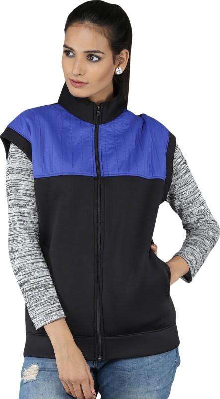 EPG Sleeveless Solid Women Jacket