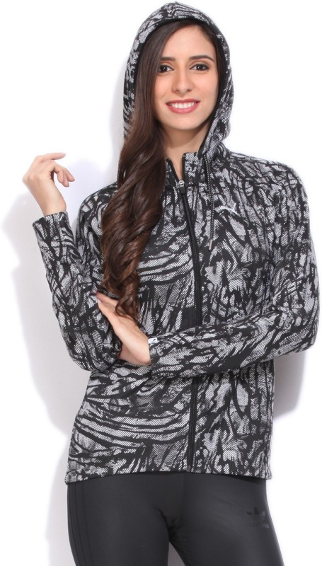 Puma Full Sleeve Printed Women Jacket
