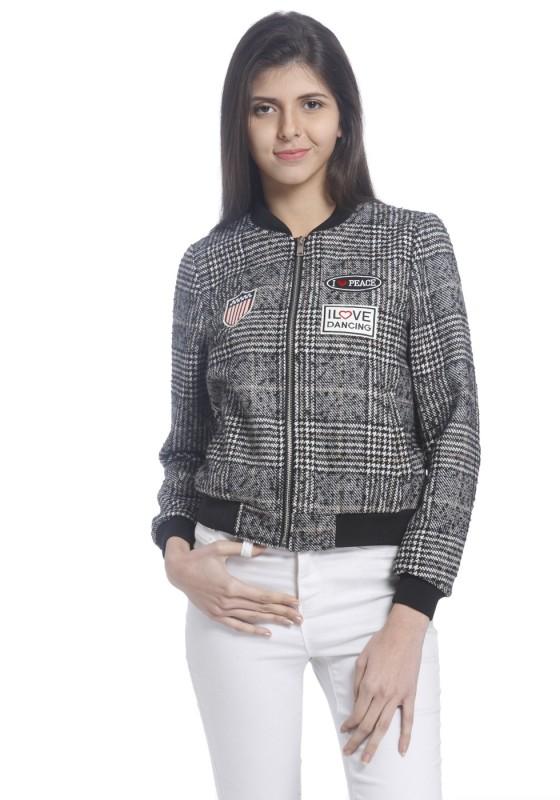Vero Moda Full Sleeve Checkered Women Jacket