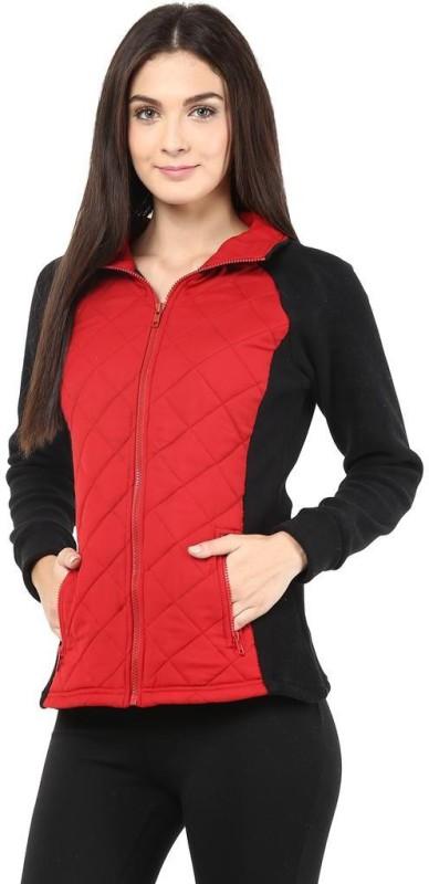 The Vanca Full Sleeve Solid Womens Jacket